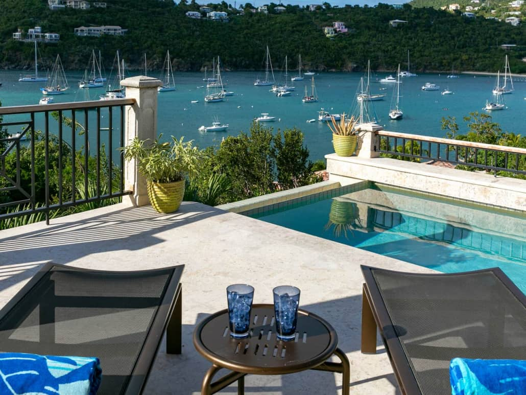 carribbean vacation home st john