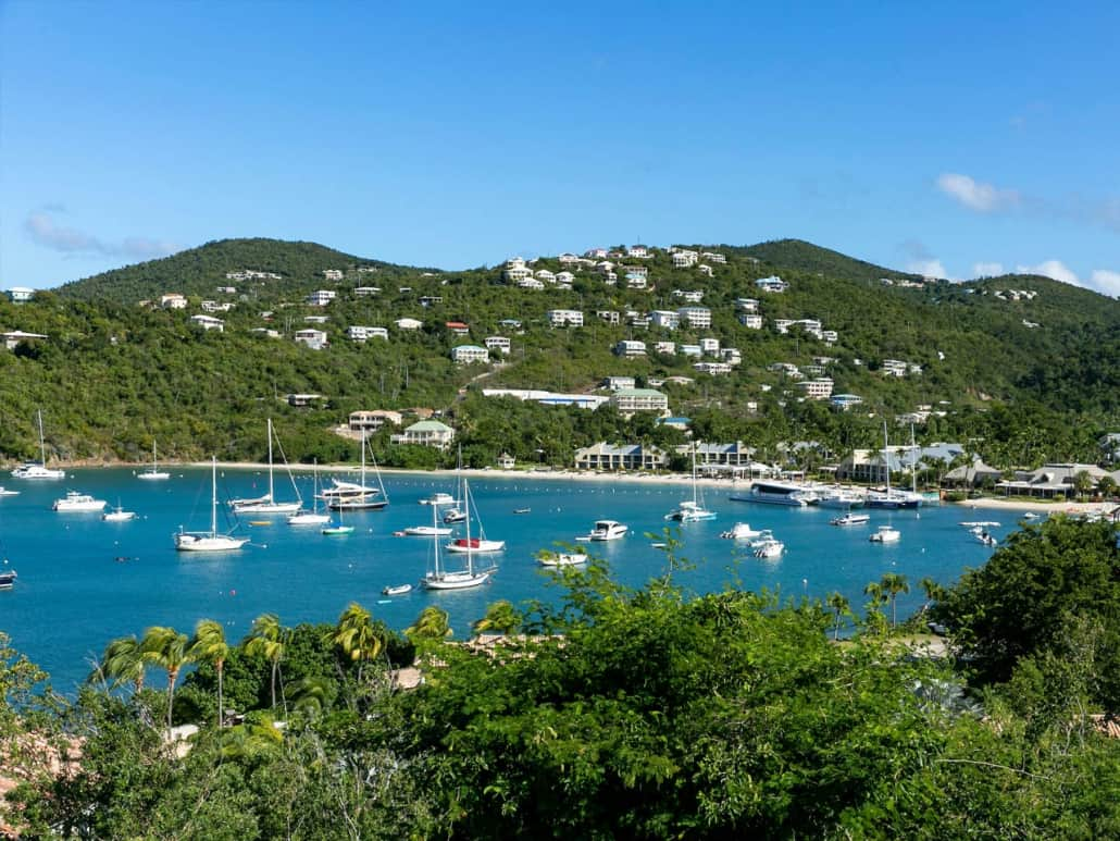 gran cruz bay virgin islands